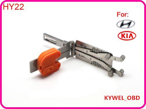 Auto Smart Hy22 2 en 1 Auto Pick and Decoder pour Kia, Tool Locksmith Livraison Gratuite
