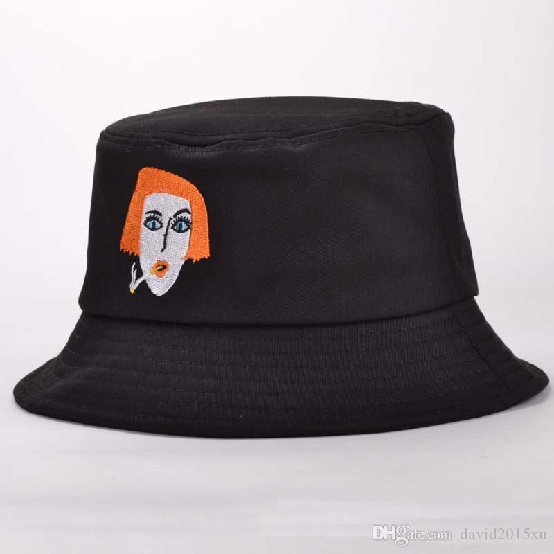 784f2df8ae1 2019 Design Bucket Hats Buckets Caps Bucket Hats Baseball Caps Cap Snap  Back Snapbacks Hat High Quality A087 From David2015xu