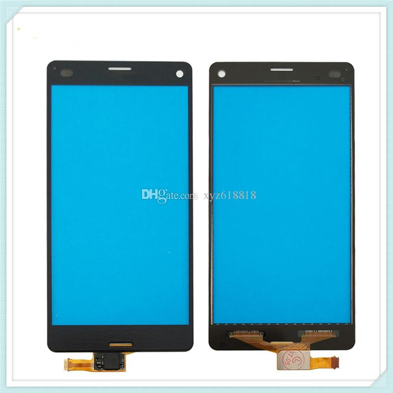 Original Replacement Touchscreen Digitizer for Sony Xperia Z3 Compact Z3 Mini D5803 D5833 Touch Screen Panel Glass Lens Free Shipping