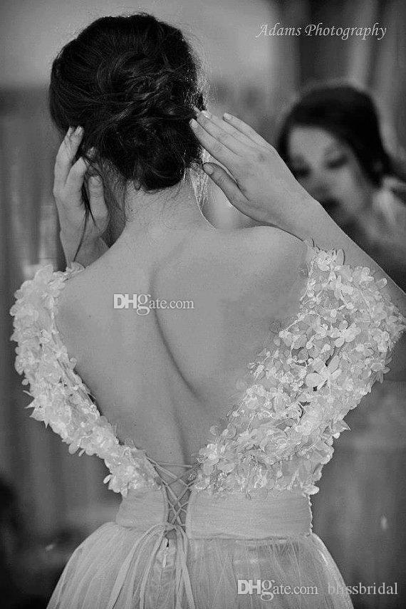 Peau Sexy Dos Nu Rose Robes De Bal Courtes Une Ligne Genou Longueur Fabriqué À La Main Floral Robes De Fête Robes De Cocktail Romatic