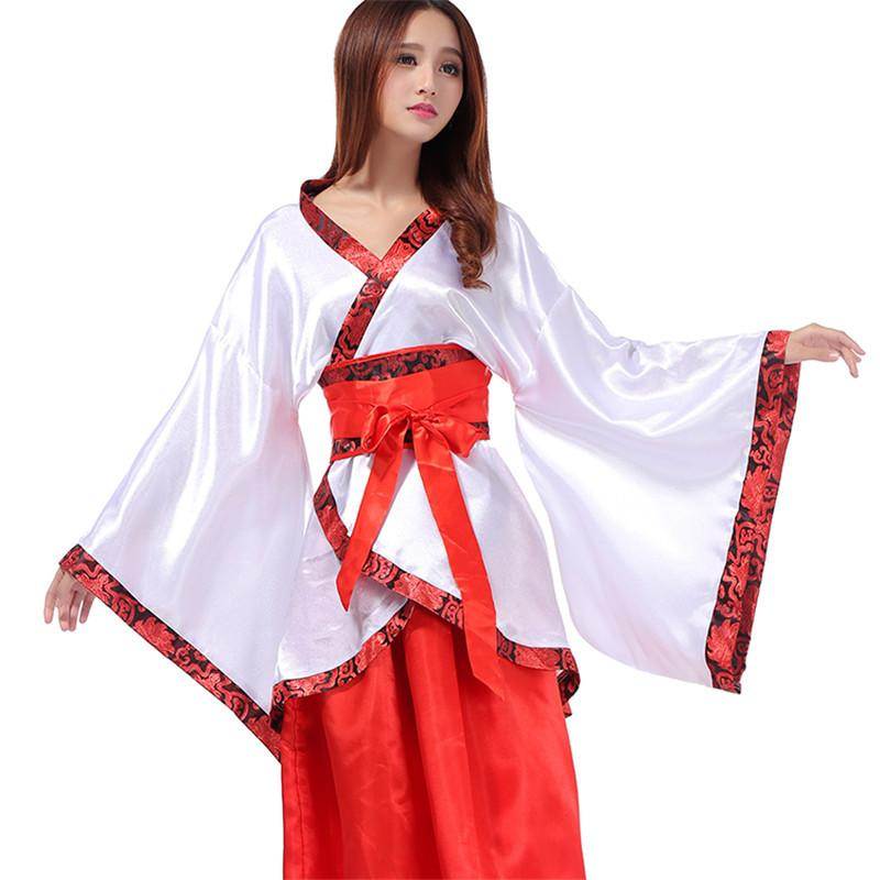 new hanfu Ancient costume hanfu Women's and men's clothing Tang suit costumes