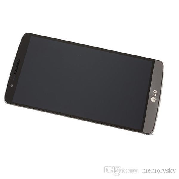 Débloqué original téléphone mobile LG G3 D855 D851 D850 5.5