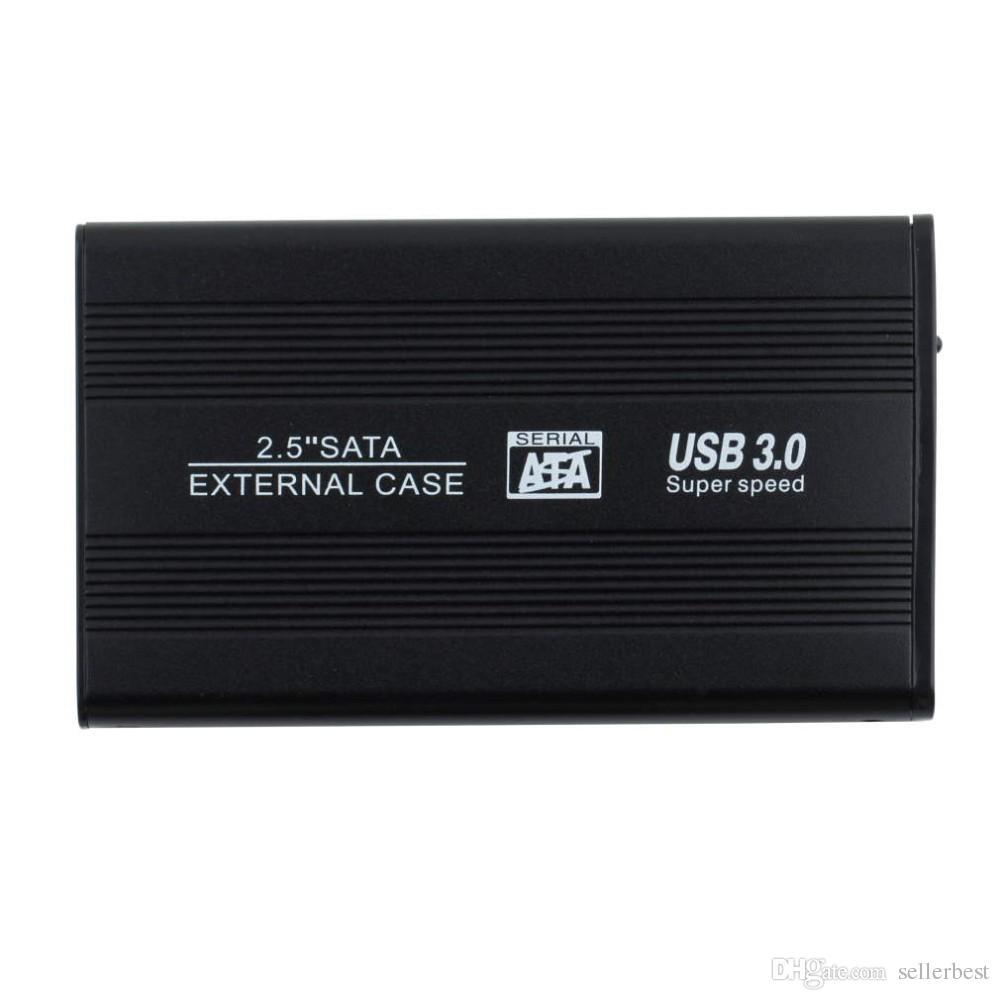 USB3.0 USB 3.0 Disco Duro Disco Duro Unidad de Caja Externa Móvil Caja de 2.5