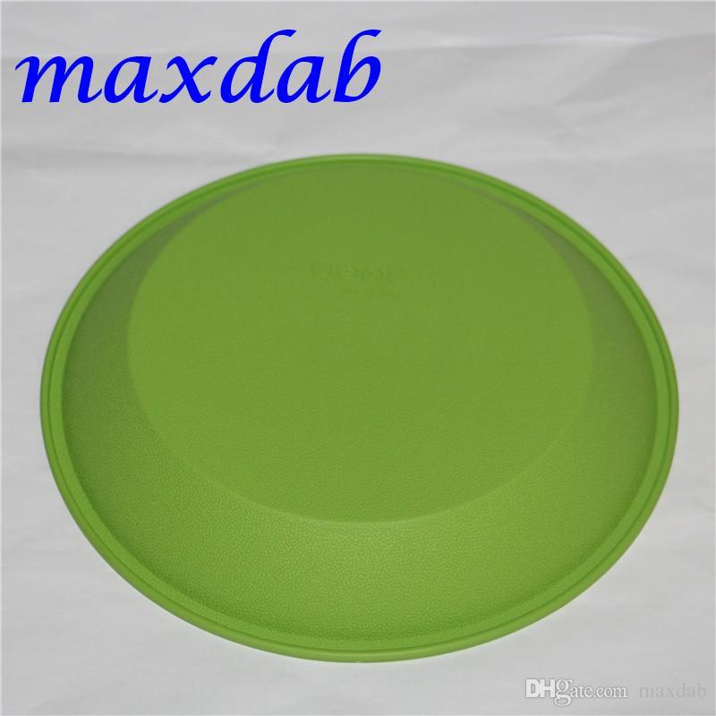 Бесплатная доставка силиконовый лоток глубокое блюдо круглый лоток 8