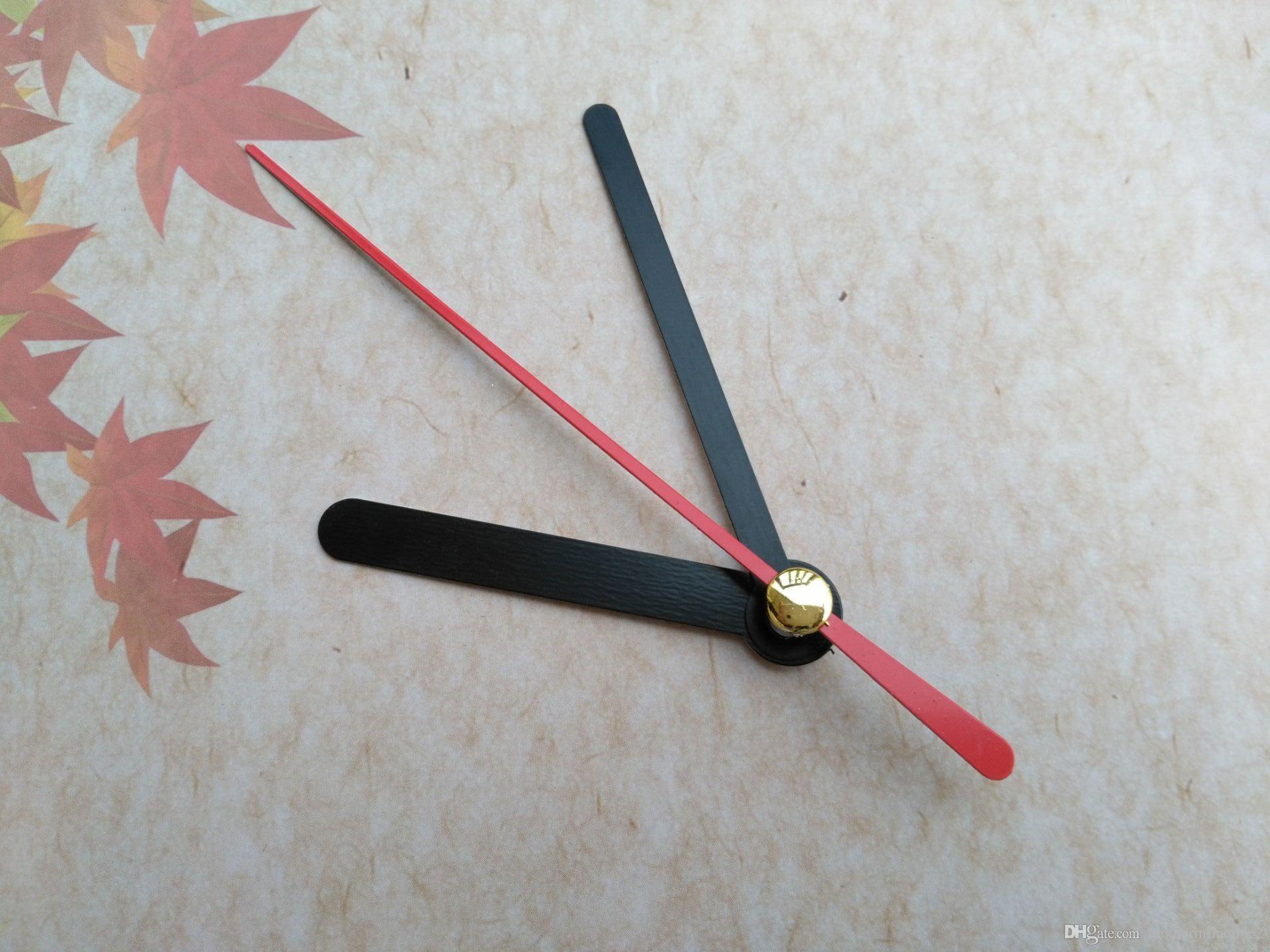 Venda por atacado mãos de braços de metal para kits de reparação de acessórios de relógio de quartzo