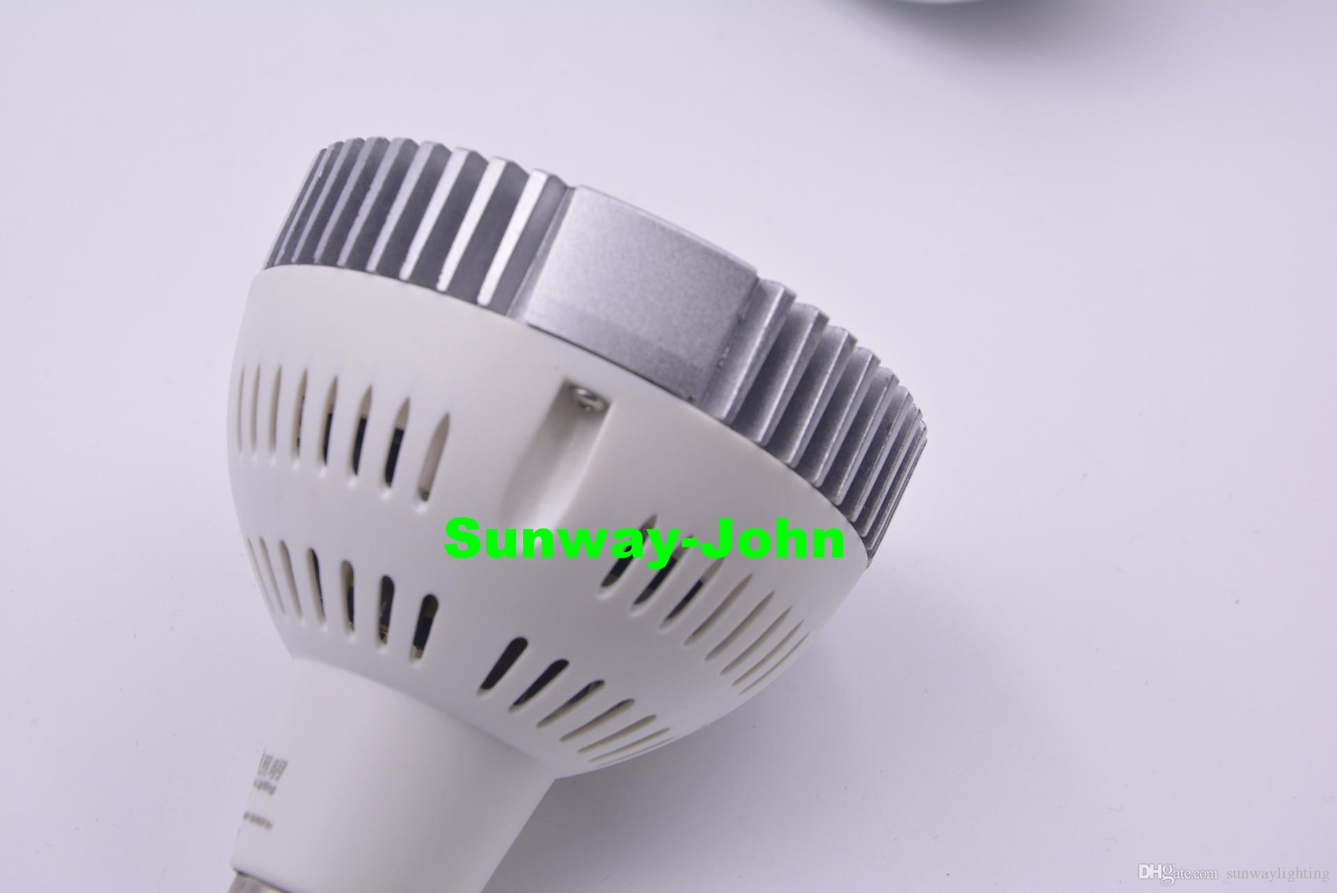 E27 Par 30 Bulbs 35W Led Spot Bulbs Light 24LEDs 3600 Lumens tracking lamps AC 85-265V CE UL