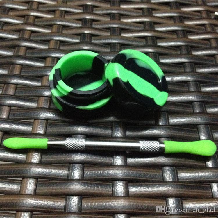 Dabber Tool e cig wax atomizer dabber tool titanium dab tool dry herb Wax Atomizer Dab BHO Wax Dab Rig tool Dabber