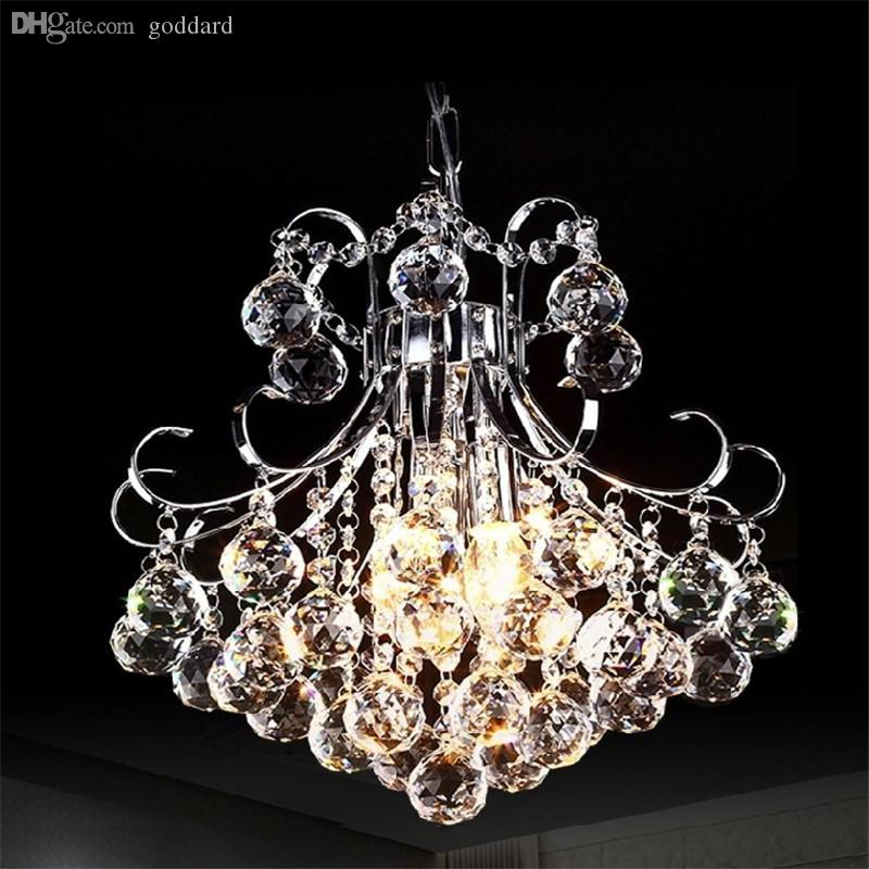 Wholesale modern luxury led crystal chandelier restaurants bedroom wholesale modern luxury led crystal chandelier restaurants bedroom crystal lamp fashion creative living room lamp aisle crystal light outdoor chandelier aloadofball Images