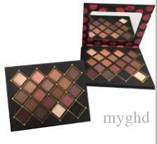 2017 Hot makeup Chris Chang eyeshadow palette 2 types top qaulity DHL shipping