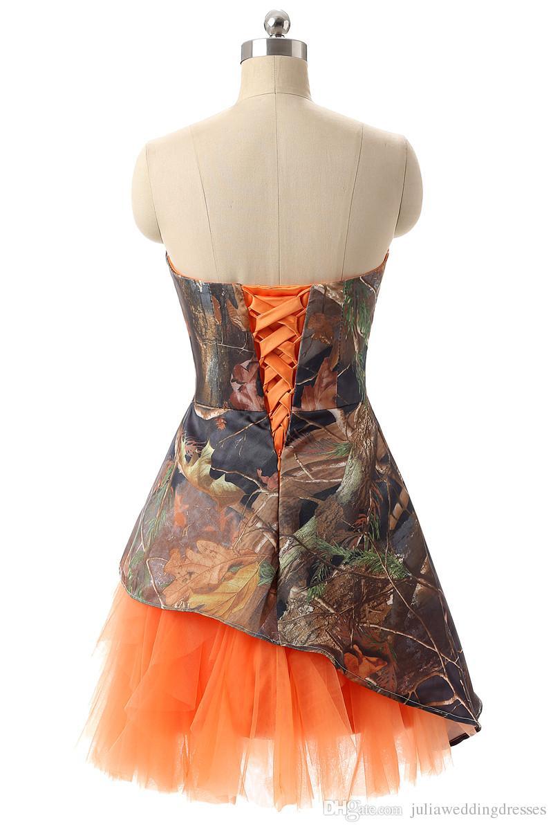 2017 Sexy Sans Bretelles Avec Robe De Bal Satin Robe De Bal Retrouvailles Avec Mini Tulle Lacu-Up Graduation Prom Robe Robe BH19