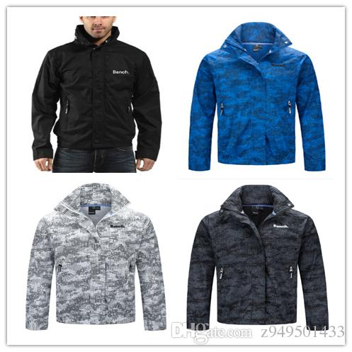 Wholesale Brand Top Quality Men Sport Bench Man Sport Bbq Jackets ...