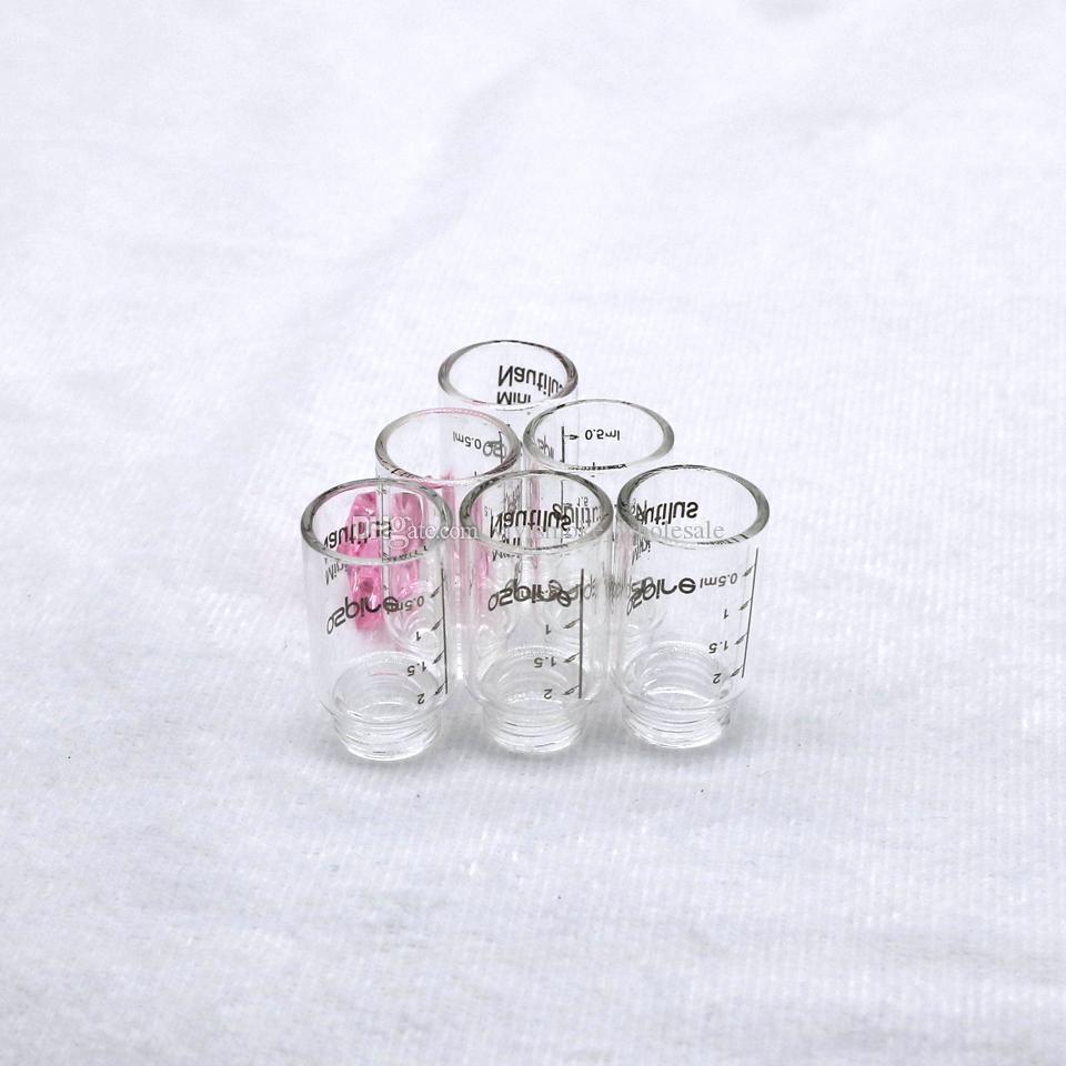 Aspire Nautilus Mini Pyrex Glass Tube Replacement E Cig Accessories Nautilus Glass Tubes Replacement Nautilus Mini Atomizer Tank