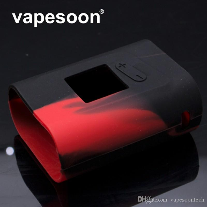 Free Epacket vapesoon colorful SIlicone cover case for protect Smok AL85 Kit SIlicone case
