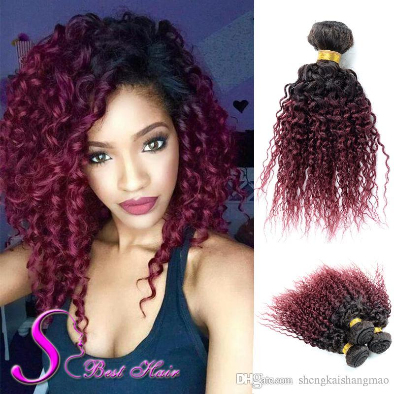 Cheap peruvian kinky curly hair weaves 7a curly human hair weave peruvian kinky curly hair weaves 7a curly human hair weave sale cheap peruvian virgin deep curl hair 3 bundles ombre braiding hair weaving pmusecretfo Image collections