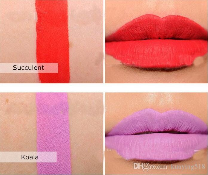 2016 Top quality ColourPop Cosmetics Ultra Matte Lipstick Koala Vice Lip Colour Pop fast shipping+with gift