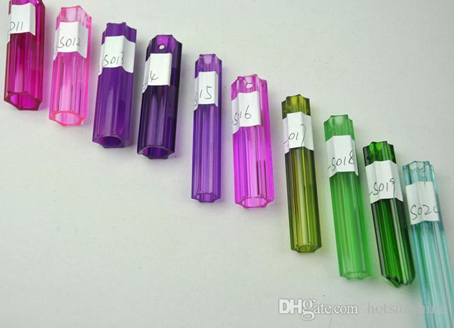 Pop-Art-Erröten-Einfassung Kristall-Kronleuchter AC 120 V / 240 V LED-Lampen Wohnzimmer Restaurant Beleuchtung Dekoration