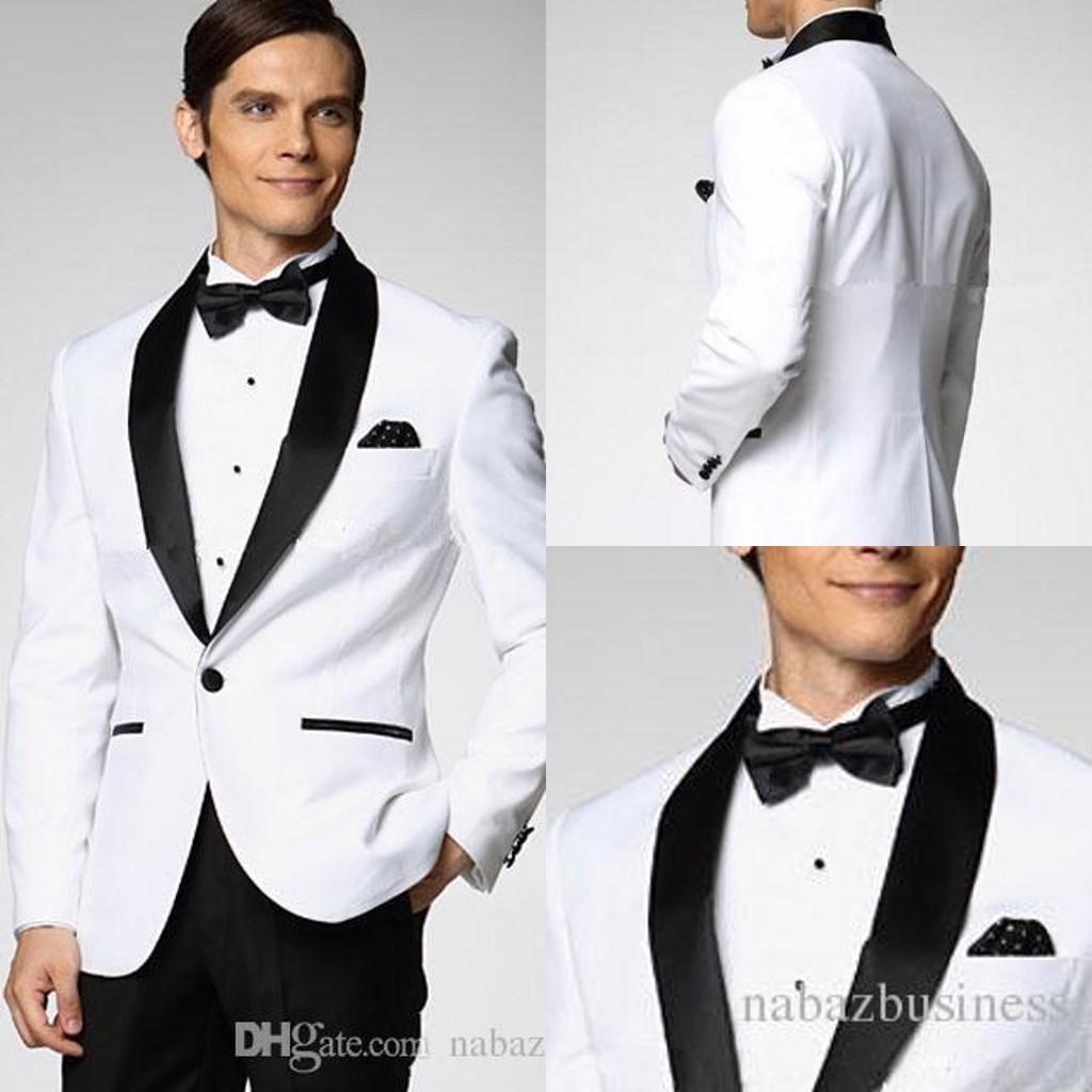 Veste blanche pour mariage