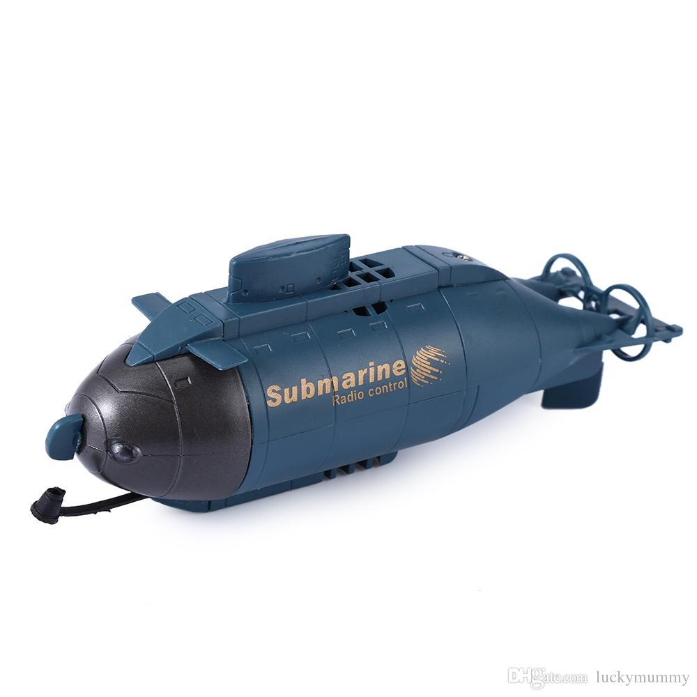 Sammeln & Seltenes KöStlich 777-216 Mini Rc Submarine Schnellboot Fernbedienung Pigboat Simulation Modell Spielzeug Radio Control Wireless Rc Submarine Modell Hobby Fernbedienung Spielzeug