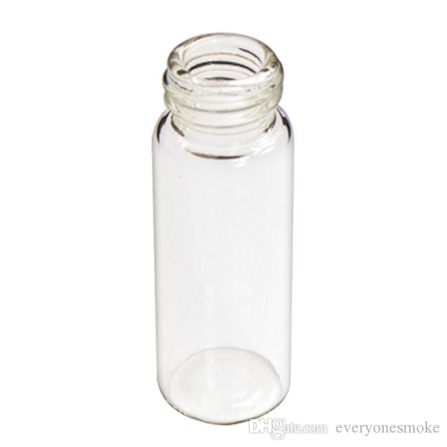 Minnow 병 / 유리 봉 및 기타 흡연 부품 유리 병, 16x45mm, 무료 배송