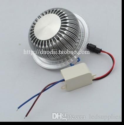 Ayçiçeği tavan LED koridor koridorlar sundurma ışık 3 w oturma odası kapı lambaları ve fenerler Fangyuan ızgara tavan lambası
