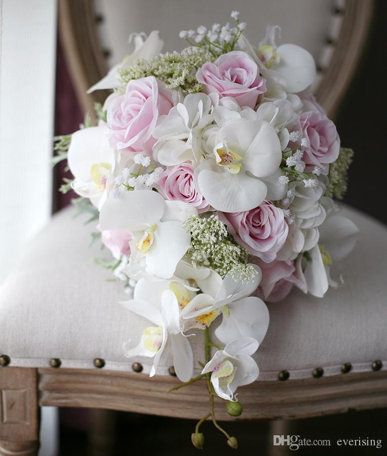 Modabelle 2018 Hand Made Artificial Bridesmaids Flowers Brides