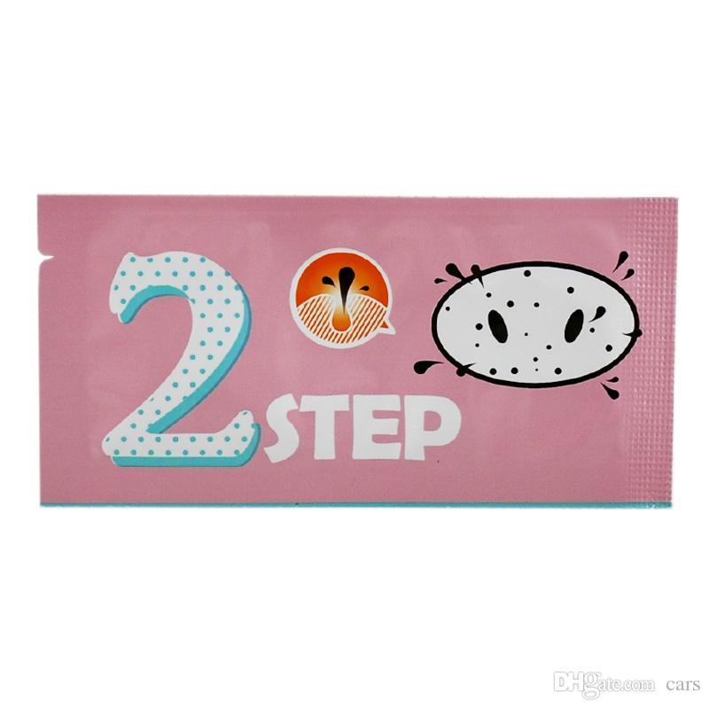 Holika Pig Nose Clear Black Head Perfect Sticker 3 steps Clear Black Head Mask Blackhead Remover by dhl pig nose mask 0605065