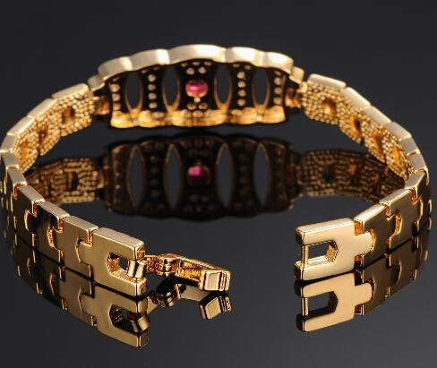 Kadınlar 18 k Altın Kaplama Kristaller Bilezikler Vintage Elegance Moda Gelin Charm Bilezik Jewerly Aksesuarları Noel Hediyesi DHL