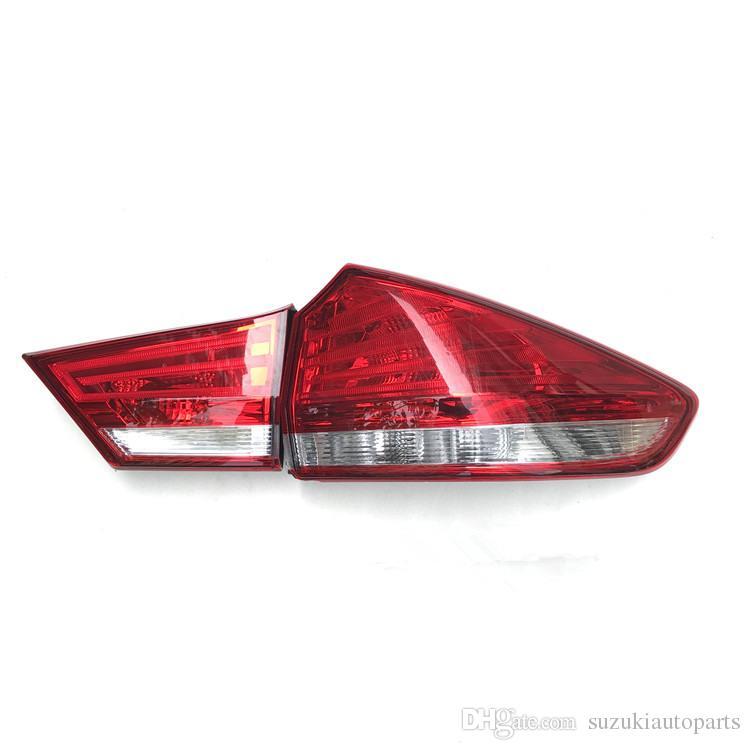 2018 Original Quality New Taillight Combination,Taillight + Reverse Tail  Lamp For Suzuki Ciaz 2015 2017 From Suzukiautoparts, $276.39 | Dhgate.Com