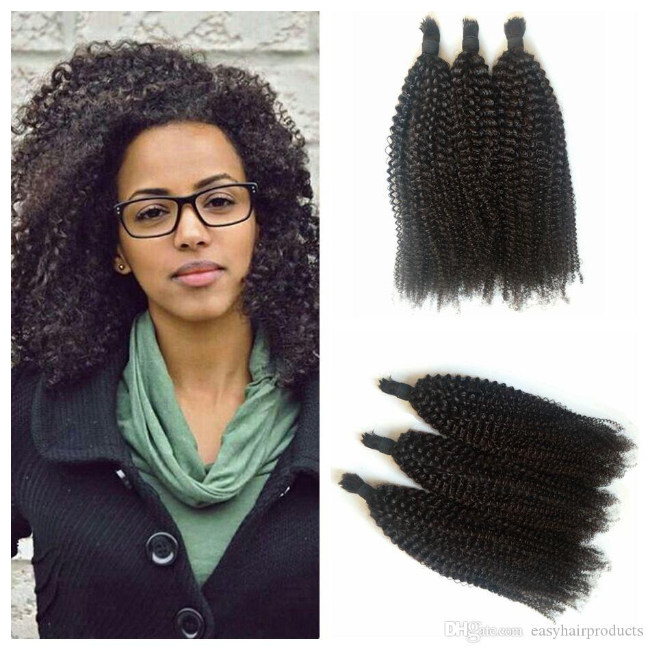 Wholesale 4a4b4c afro kinky curly human hair bulk for braiding 8 wholesale 4a4b4c afro kinky curly human hair bulk for braiding 8 26inch peruvian curly braiding hair extensions g easy afro bulk human hair bulk human pmusecretfo Gallery