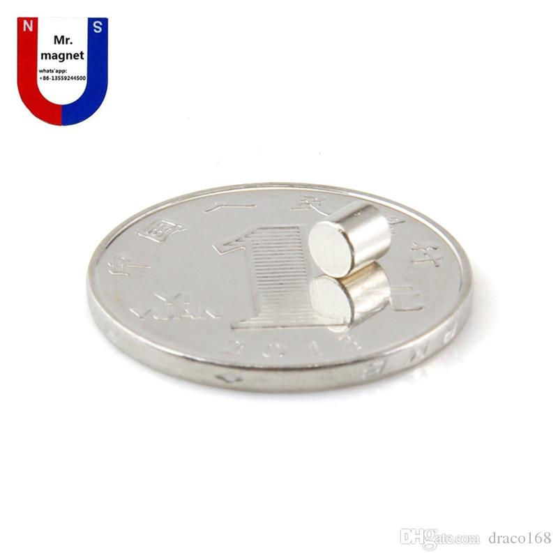 4mmx4mm Super strong neo neodymium magnets 4*4mm N35 magnet, D4*4 permanent magnet 4x4mm rare earth magnet 4mm x 4mm, 4x4 magnet
