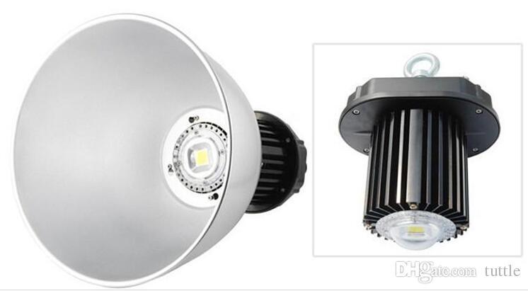 100W LED High Bay Light Lámpara LED industrial 45 grados Luces LED High Bay Lighting 10000LM para Warehouse 85-265V