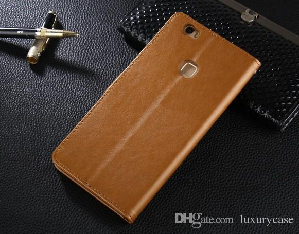 For Huawei Note 8 Case Brand Wallet Shell Skin Flip Cover Luxury Leather Case For Huawei Honor Note 8