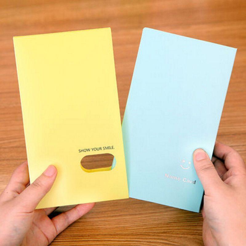 Tarjeta de gran capacidad Stock 120 Slots Organizador de tarjetas con nombre de negocios Material escolar de alta calidad Titular de libro Caja de tarjeta para mujer