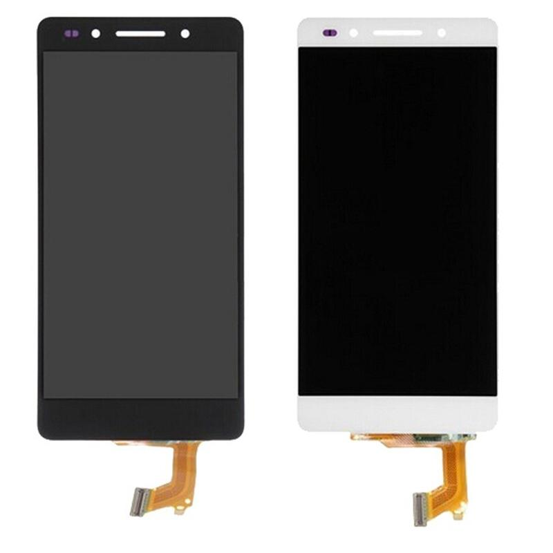 huawei honor 7. 2017 by dhl, black white screen for huawei honor 7 lcd display touch digitizer glass assembly replacement parts from starlink, $20.81 | dhgate.com