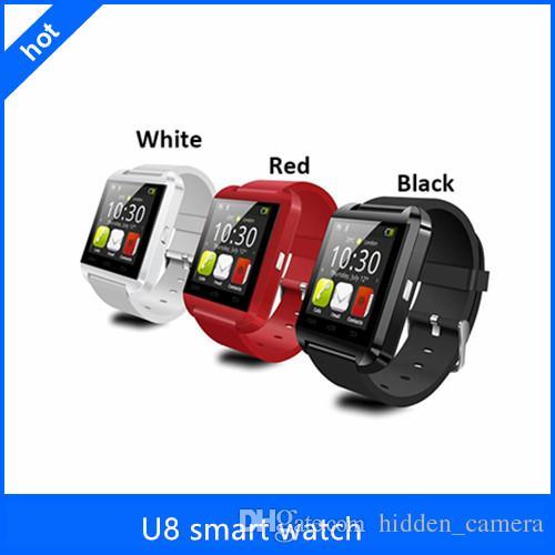 DHL/Fedex Free Bluetooth Smartwatch U8 U Watch Smart Watch