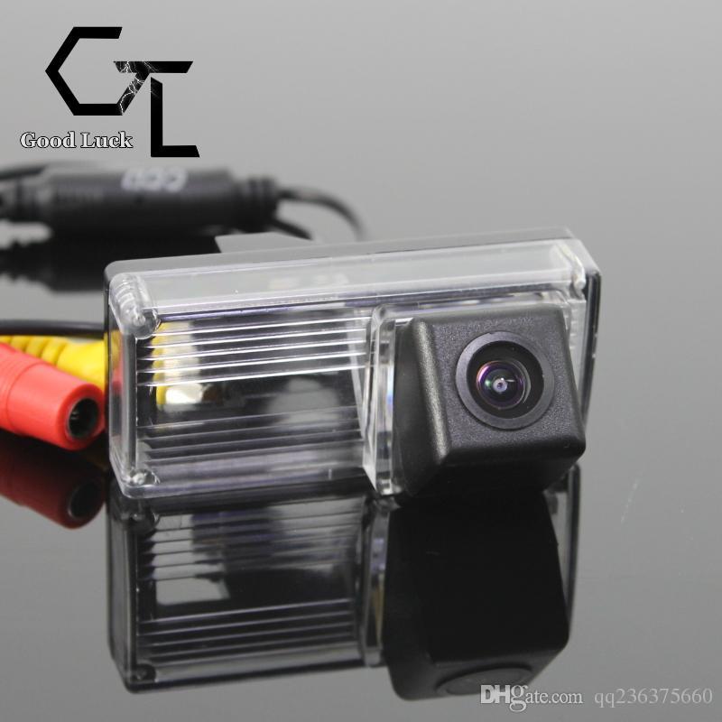 Para Toyota Prado Land Cruiser LC LC100 LC120 LC200 4500 4700 Sem Fio Do Carro Auto Backup CCD Reversa HD Visão Noturna Câmera de Visão Traseira
