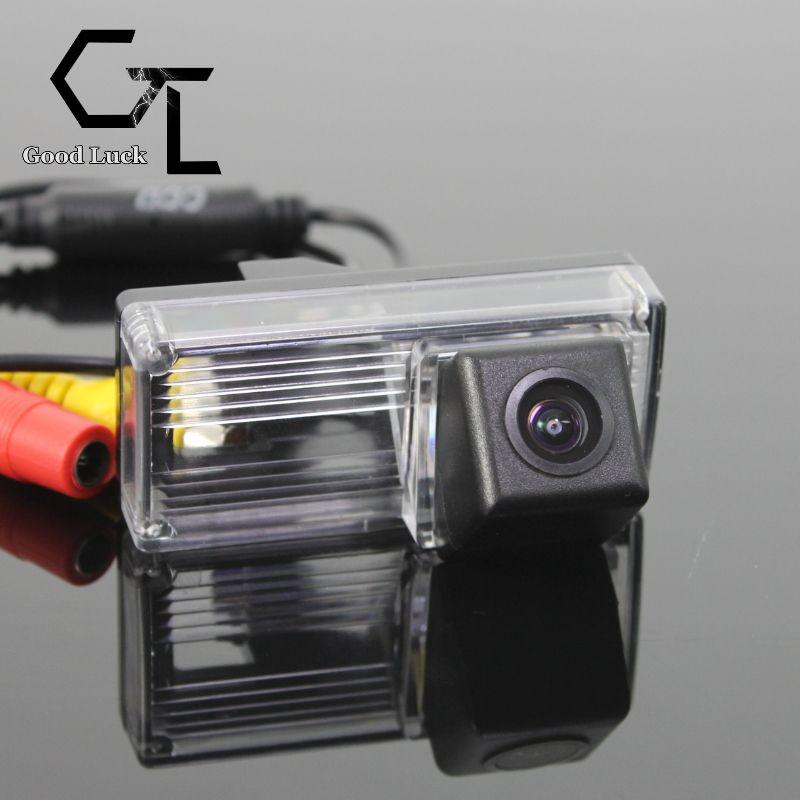 Для Toyota Prado Land Cruiser LC LC100 LC120 LC200 4500 4700 беспроводной автомобиль авто обратный резервный CCD HD ночного видения камера заднего вида