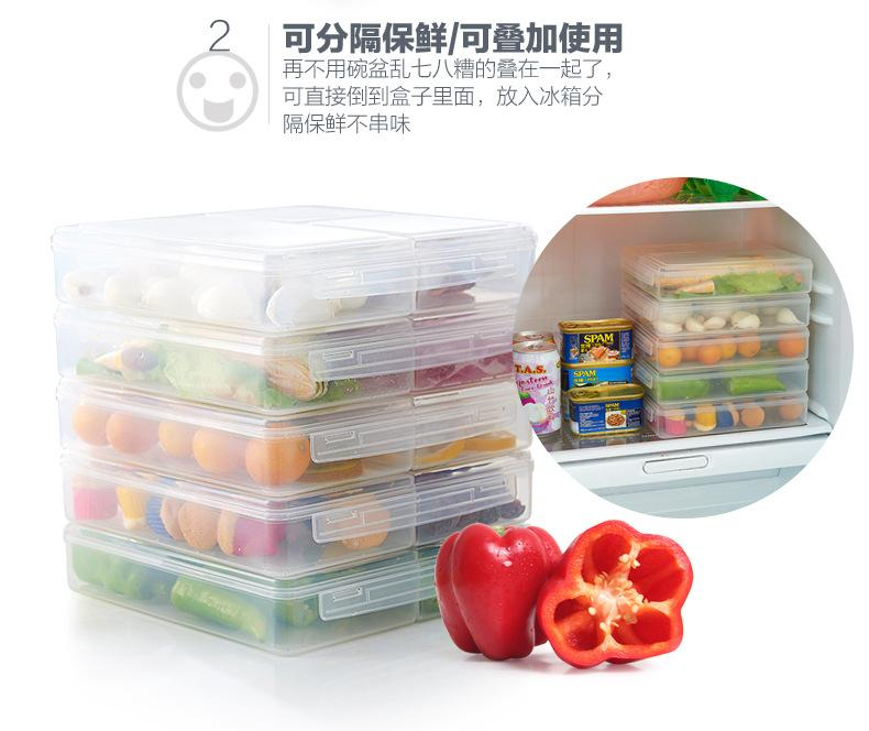 Patents Plastic Kitchen Storage Box Storage Separate The Odor - Kitchen storage boxes