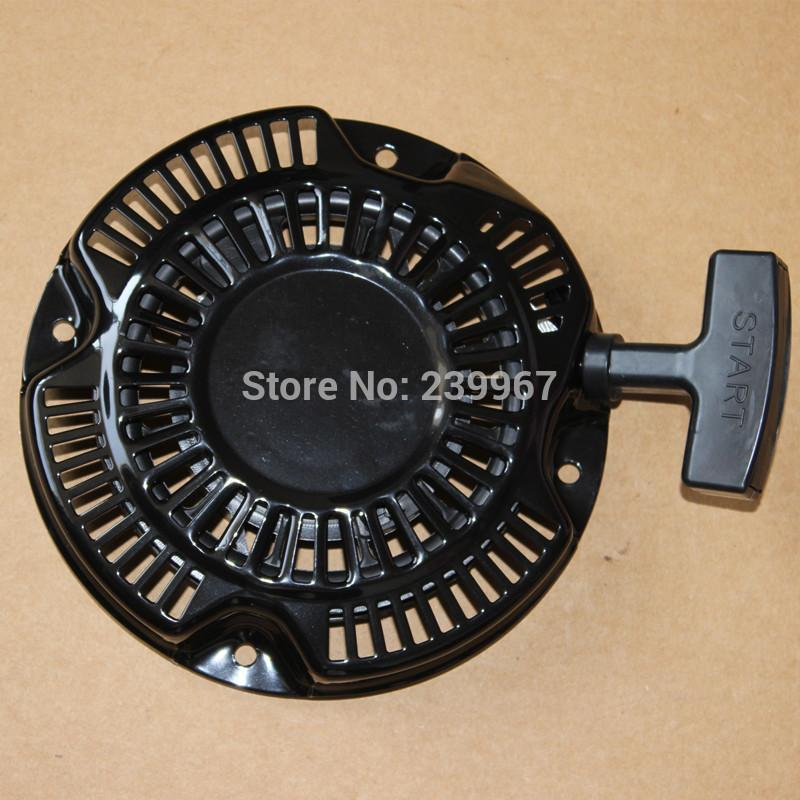 Recoil starter assy THIN TYPE steel for Robin EY20 series gasoline engine generator pull start OEM # 227-50811-10