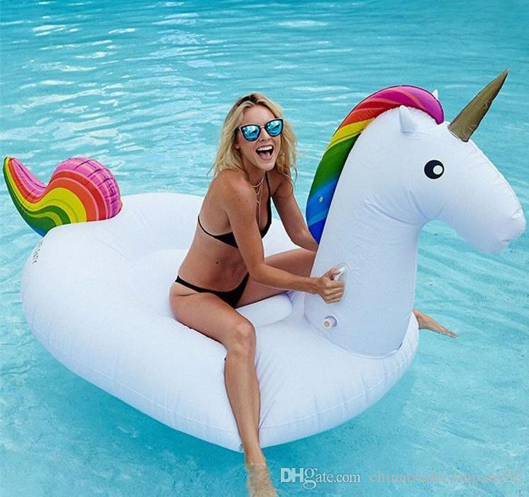 Inflatable Unicorn Flamingo Swan Giant Pool