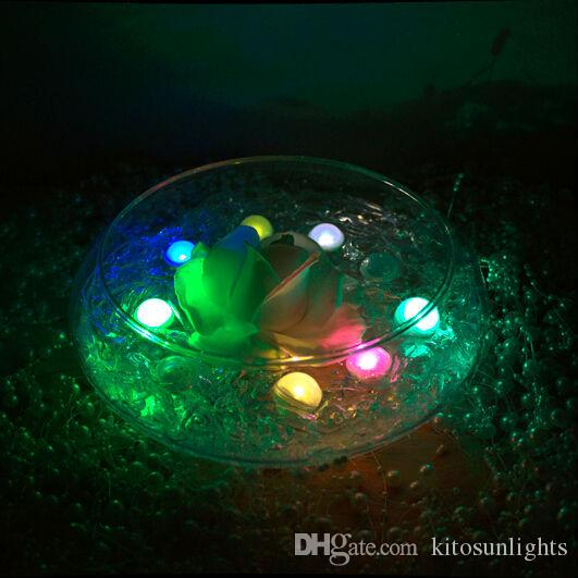 Fairy Pearls!!! LED Submersible Fairy Lights Magical Garden Decor LED Ball Light Wedding Decor Floral