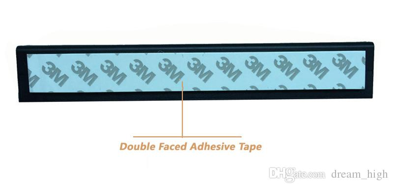 Luces de sensor de movimiento LED IR Detector de movimiento infrarrojo Sensor Armario Luz de gabinete Lámpara Inalámbrica Usando luces de batería AAA