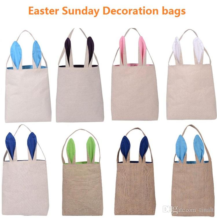 2018 new easter gift bags classic rabbit ears cloth bag put easter 2018 new easter gift bags classic rabbit ears cloth bag put easter eggs for kids easter sunday decoration bags 1726 from tinalt 377 dhgate negle Image collections