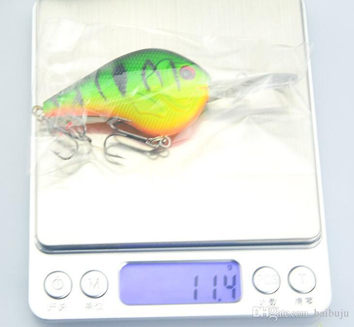 Рыболовные приманки для глубокого плавания Crankbait 9.5cm11.4g Hard Bait бесплатная доставка