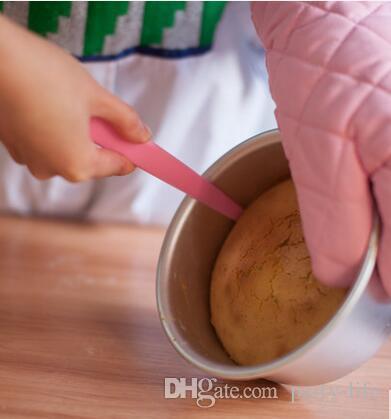 100 pz, plastica torta spogliarello coltello torta raschietto taglierina burro spalmatore fondente stampo decorazioni e strumenti cottura in cucina