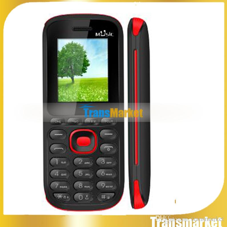 Super Voice King Keypad Big Speakers Senior Old Man Mobile Phone 1.77 Inch W700 XpressMusic Cell Phone GSM with English Keyboard