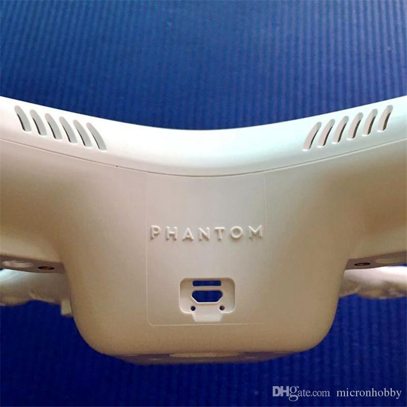 Оригинал только крышка и нижняя крышка DJI корпус Phantom 2 Vision и DJI Phantom 2 запасная часть замена корпуса