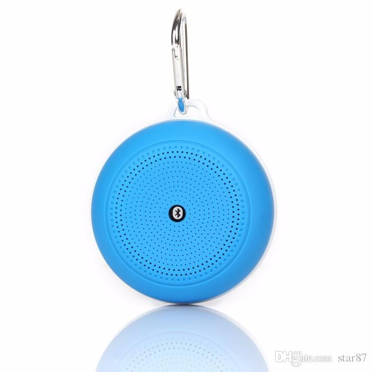 By DHL free Universal mini Portable wireless Bluetooth speaker stereo mountaineering outdoor small speaker subwoofer with Mic FM handsfree