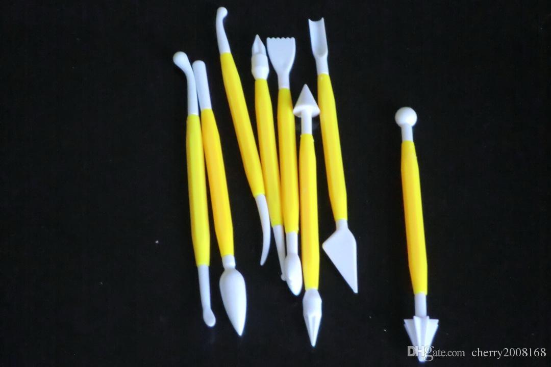 12 세트 DIY 케이크 장식 세트 8 Sugarcraft 모델링 도구, 케이크 도구, 케이크 금형, 주방 도구