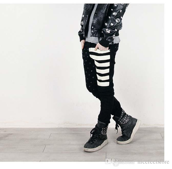 Brandneue Mode für Männer dünne Jeans Herren Jeans Hose HERREN JEANS W28-W33 K220 F68